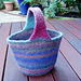 A Petite Felted Bag pattern