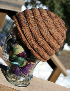 Ravelry: Horizontal Rib Hat pattern by Marci Blank