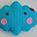 Cloud Kawaii Cuddler® pattern