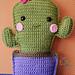 Cactus Kawaii Cuddler™ pattern