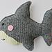 Shark Kawaii Cuddler™ pattern