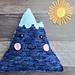Mountain Kawaii Cuddler® pattern