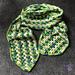 Granny Stripe Scarf! pattern