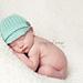 Ribbed Newsboy Hat pattern