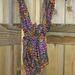 Rasta Ladder Scarf pattern