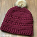 Post Stitch Hat pattern