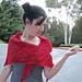 Carola Sideways Shawl pattern