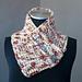 Easy chunky neckwarmer (Tunisian crochet) pattern