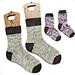 Mrs. Weasley's Family Socks pattern