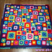 Happy Blanket Granny Afghan pattern