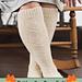 Marshmallow Cream Socks pattern