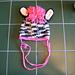 Zebra Hat pattern