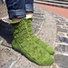 Dauphiné Alpine Autumn Socks pattern