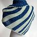 Stripe by Stripe Shawl pattern