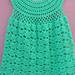 dress lacy frock pattern