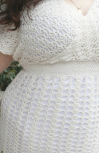 Plus Size June Bride Wedding Dress pattern by ... - Ravelry