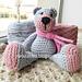 Mini teddy bear pattern