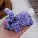 Pocket Pal Bunny pattern