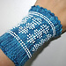 Beaded Wristwarmers (Greenland) pattern