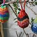 Elegant Easter Eggs pattern