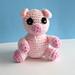 Petunia the Tiny Pig pattern