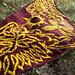 Celtic Sun Gryphons pattern
