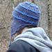Super Simple Snowboarding Earflap Hat pattern