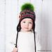 Boreal Hat / Tuque Boréale pattern