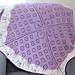 Lace Windflower Blanket pattern