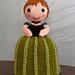 FROZEN Anna Flip Doll pattern