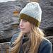 Peppermint & Pine Hat pattern