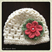 Alli Crafts: Cluster Hat  pattern