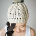 Cabled Beanie, version 2 pattern