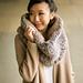 Luxe Faux Fur Cowl pattern