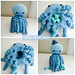 Olivia & Paige the Octopus Moms and their babies pattern