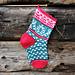 Christmas Stocking Yks pattern