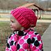 Toddler Valerie Sloucheanie pattern