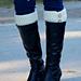 Frozen Beaches Boot Cuffs pattern