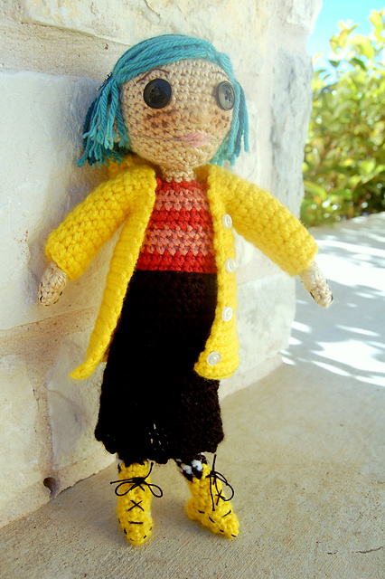 Ravelry Coraline Doll Amigurumi Pattern By Allison Hoffman