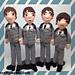 The Beatles Amigurumi Patterns pattern