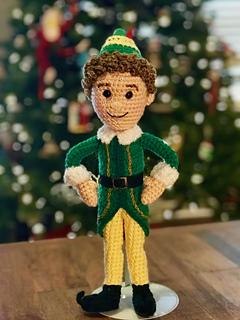 Elf amigurumi pattern - Christmas crochet pattern, elf crochet pattern,  Christmas elf pattern, Christmas amigurumi, holiday crochet pattern | Amigurumi  pattern, Crochet patterns amigurumi, Crochet patterns | 320x240
