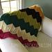 Chevron Baby Blanket pattern