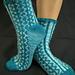 Inlet Socks pattern