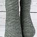 Vertigo Blinds Socks pattern