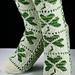 Shamrock Socks pattern