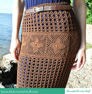 elegant appearance popular style top style Ravelry: Maxi Skirt pattern by Jane Green