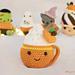 Pumpkin Spice Latte Amigurumi pattern