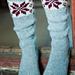 Star Socks pattern