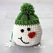 Snowman Gift Sack pattern
