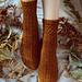 Acorns Socks pattern